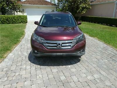 2014 Honda CR-V EX-L 2014 Honda CR-V EX-L Leather Seats Sun Roof Extra Clean Must See