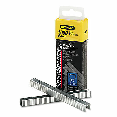 """Stanley Staples,F/Tr100,3/8"""",1mbx TRA706T TRA706T  - 1 Each"""