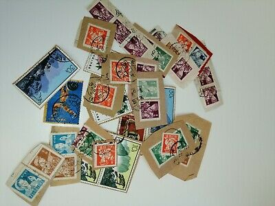 China Briefmarken Lot SN:128