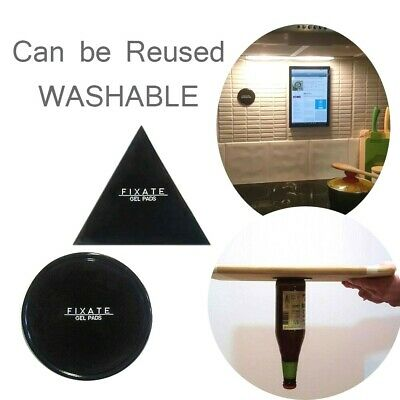 Powerful Fixate Gel Pads Strong Stick Glue Anywhere Wall Sticker Washable Tools