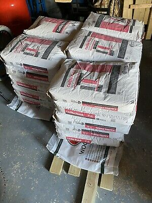 FREE DELIVERY Multi Finish Plaster 25kg Bags - Use by 14th  Nov 2020