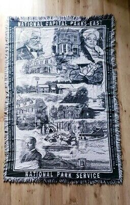Civil Rights Movement. National Parks Commemorative Tapestry . Excellent
