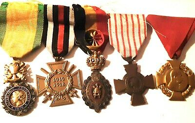 Germany French Austria and Belgium Medal (best price)