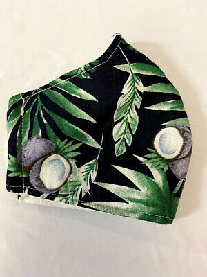 Handmade Face Mask - Reusable - Washable - Many designs - Ships USPS First Class