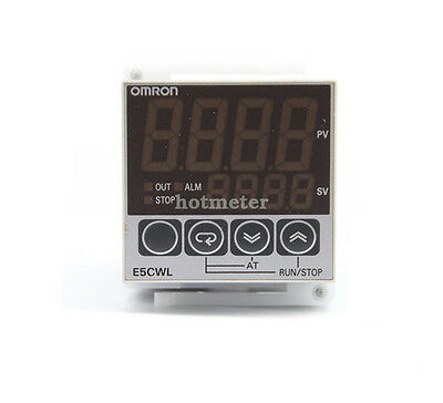 Omron E5CWL-R1TC Temperature Controller,100-240VAC,New