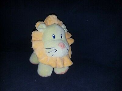 Early Learning Center Lion Plush Baby Toy