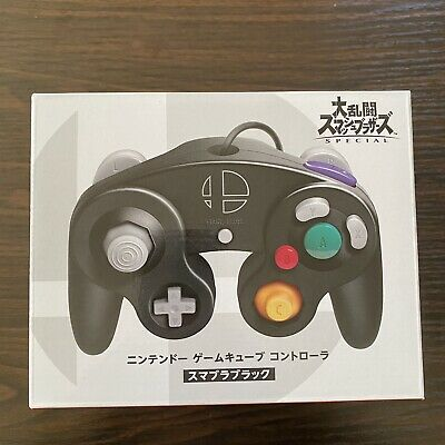 New Super Smash Bros Ultimate Gamecube Controller OEM Switch - Japanese Import