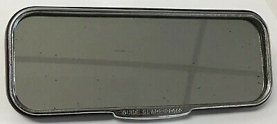 Vintage Guide Glare Proof Mirror N.O.S