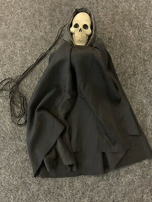 Creepy Scary Skulls Ghost Haunted Halloween Hanging Decoration