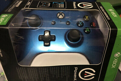 Enhanced Wired Controller for Xbox One Cosmos Nebula [ See Pictures]