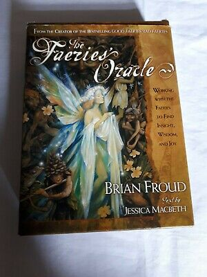 The Faeries Oracle cards