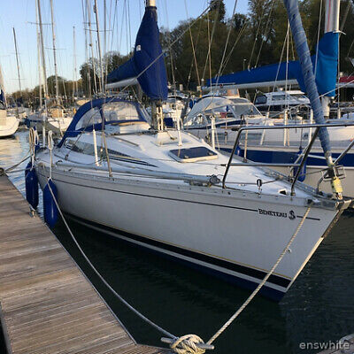 Beneteau First 305 Sailing Yacht Boat