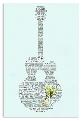 You And Me Dave Matthews Band Poster No Frame