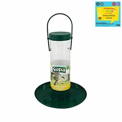 """Supa Niger Seed 4 Port Feeder 8"""" with Tray"""