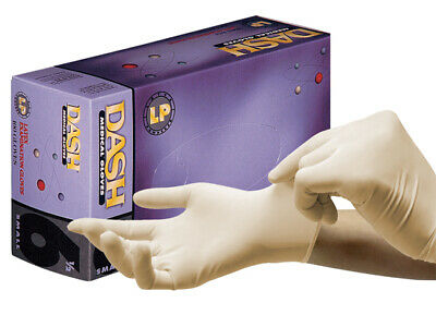 Non-Medical/Non-Food/Powdered Latex Disposable Gloves by the CASE 1000 gloves