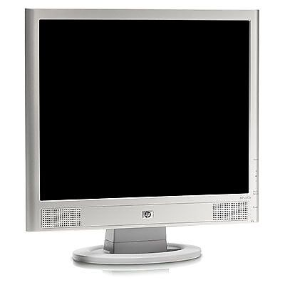 HP Pavilion VS17E LCD Monitor with Built-in Stereo Speakers