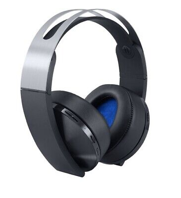Sony PlayStation Gold Wireless Headset 7.1 Surround Sound PS4