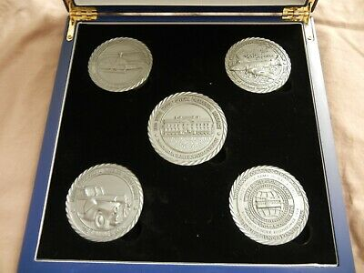 White House Military Office Challenge Coin Set