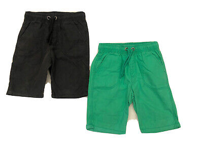 Marks And Spencer Boys Shorts x 2 Age 8 Years