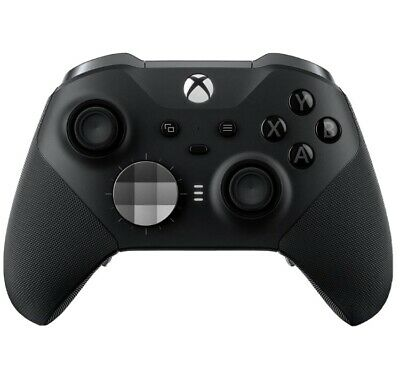 New Official Microsoft Xbox One Elite Wireless Controller Series 2 - Black