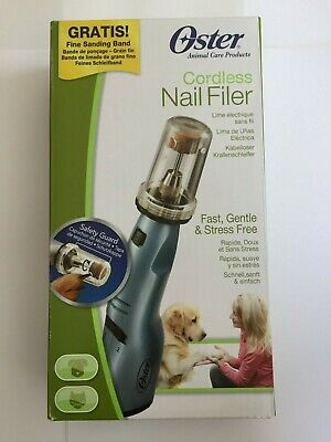 Oster Cordless Nail Filer for Dogs