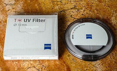 Zeiss 72mm UV filter Excellent++ condition