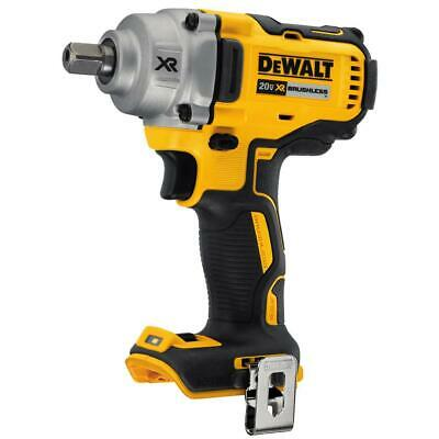 20-Volt MAX XR Lithium-Ion Brushless Cordless 1/2 in. Impact Wrench Tool Only