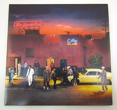 THE GROWLERS CITY CLUB 2016 ORIGINAL VINYL 2 LP CULT CLT-025LP Strokes Allah-Las