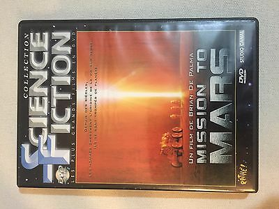 "1 Dvd Film Aventure / Science-Fiction ""Mission To Mars"""