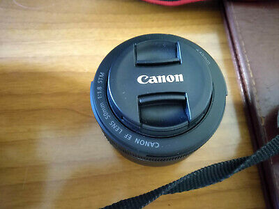 Canon EF 50mm f/1.8 STM nuovo!