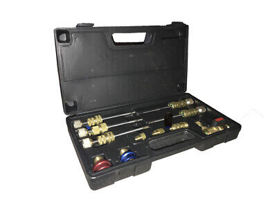 Supercool Valve Core Remover & Installer Set - Includes Case And Instructions