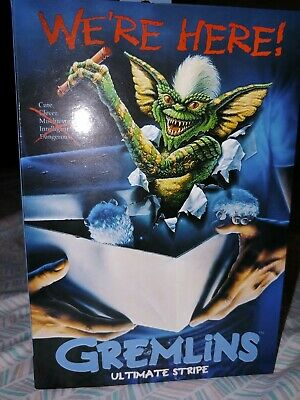 """Gremlins 7"""" Scale Ultimate STRIPE Action Figure NECA In Stock. New"""