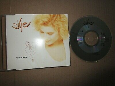 Silje – For Tomorrow EMI / Lifetime Records CDEM 184 UK 3 tracks CD Single