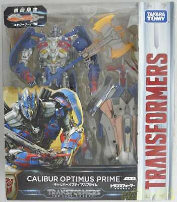 Transformers Movie TLK-15 Calibre Optimus Prime First Release Limited Edition