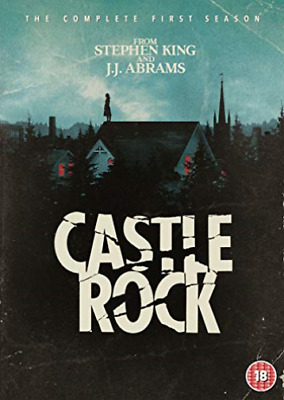 Castle Rock The Complete First Season DVD NEW