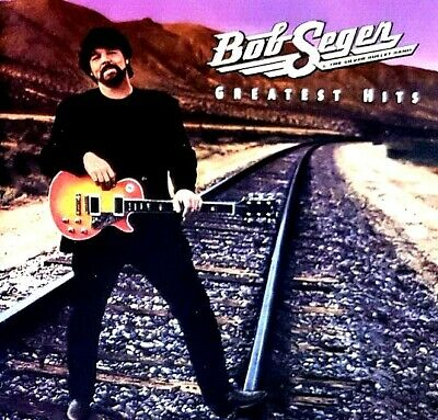 """Bob Seger & The Silver Bullet Band - """"Greatest Hits"""" - ( CD - Capitol Records )"""