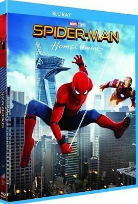 Spider-Man : Homecoming  [Blu-ray]  NEUF cellophané