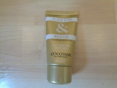 L'Occitane En Provence Fleur D'Or Acacia hand cream my new