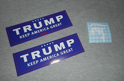 2 pack TRUMP 2020 STICKER MAGA USA DADS AGAINST DAUGHTER DATING DEMOCRATS