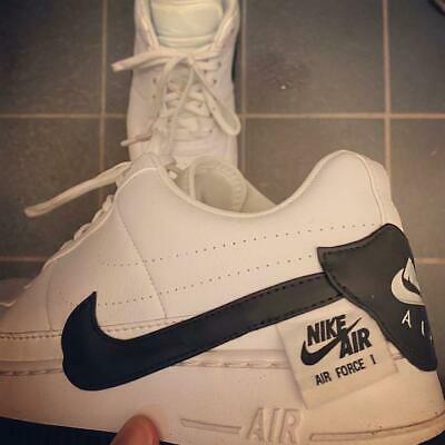 NIKE AIR FORCE 1 Jester Uk 4 Xx White EUR 71,47 | PicClick FR