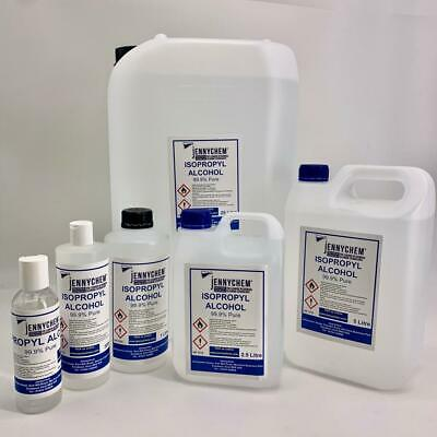 Isopropyl Alcohol IPA 99.9% Cleaning Industrial Pure Isopropanol grade
