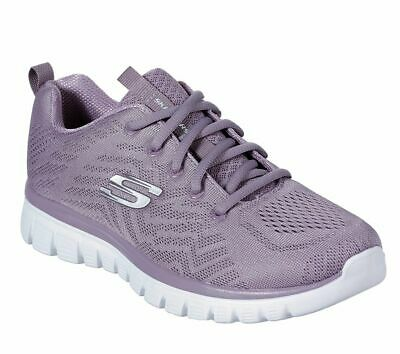 SKECHERS SPORT WOMENS GRACEFUL TWISTED FORTUNE Sneakers