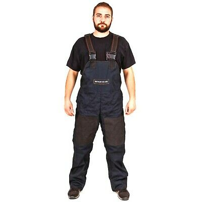 Dingo Gear Ripstop Trousers Decoy Light Guard for the Dog Training Black L S0...
