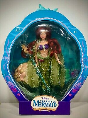 Ariel Little Mermaid Limited Special Edition 2006 Disney