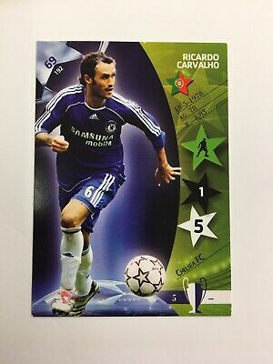#130-CHELSEA /& SPAIN-ASIER DEL HORNO PANINI 1955-2005 CHAMPIONS OF EUROPE