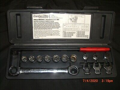 15 Piece Gearwrench Serpentine Belt Tool Kit KDT3680 Brand New!