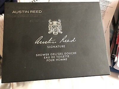 Genuine Austin Reed Signature Eau De Toilette Fragrance 50ml Spray For Men 9 99 Picclick Uk
