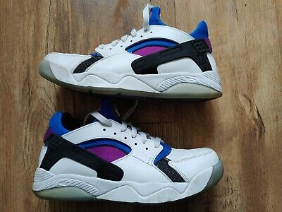 NIKE AIR FLIGHT Huarache UK 7.5 Low OG Berry EUR 1,10