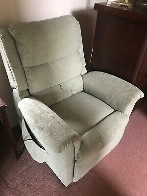 RESTWELL NEVADA DUAL Motor Rise & Recline Chair Fully