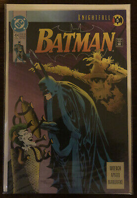 Batman # 498 DC, VF // NM Unlimited Flat Rate Combined Shipping!